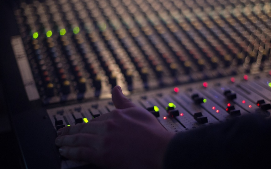 orchestral mixing